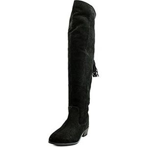 Musse & Cloud Aspell Thigh Hi Suede Boots